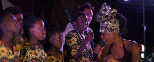 Jacaranda School Choir